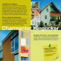 Charmanter Hingucker
